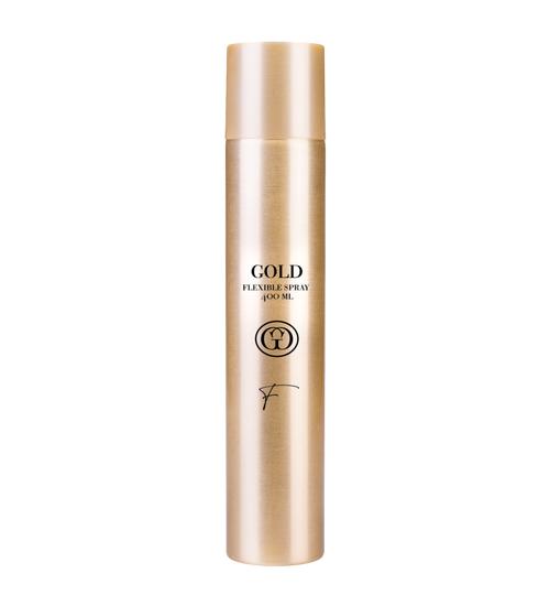 GOLD FLEXIBLE HAIR SPRAY, 400ML