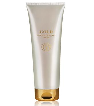 GOLD LUXURY HAIR MASQUE NEW 200ML